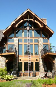 Window Cleaning in Edina, MN by Wren Windows