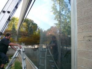 Commercial Window Cleaning in St. Paul, MN by Wren Windows