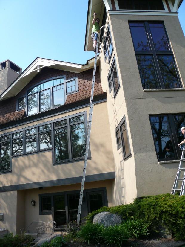 Pure Water Window Cleaning in Minneapolis, MN by Wren Windows