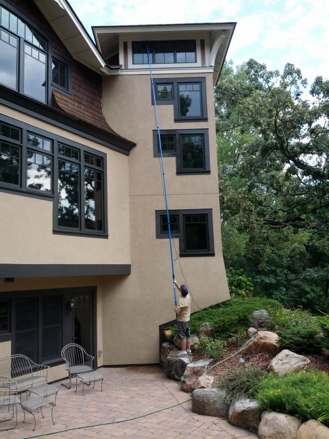 Pure Water Window Cleaning in Minnetonka, MN by Wren Windows