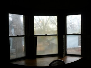 Before Residential Window Cleaning in St. Paul, MN by Wren Windows