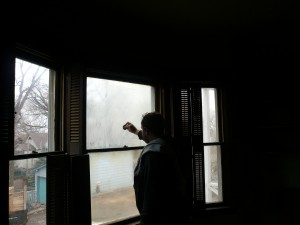 During Residential Window Cleaning in St. Paul, MN by Wren Windows