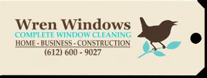 Wren Window Cleaning Logo